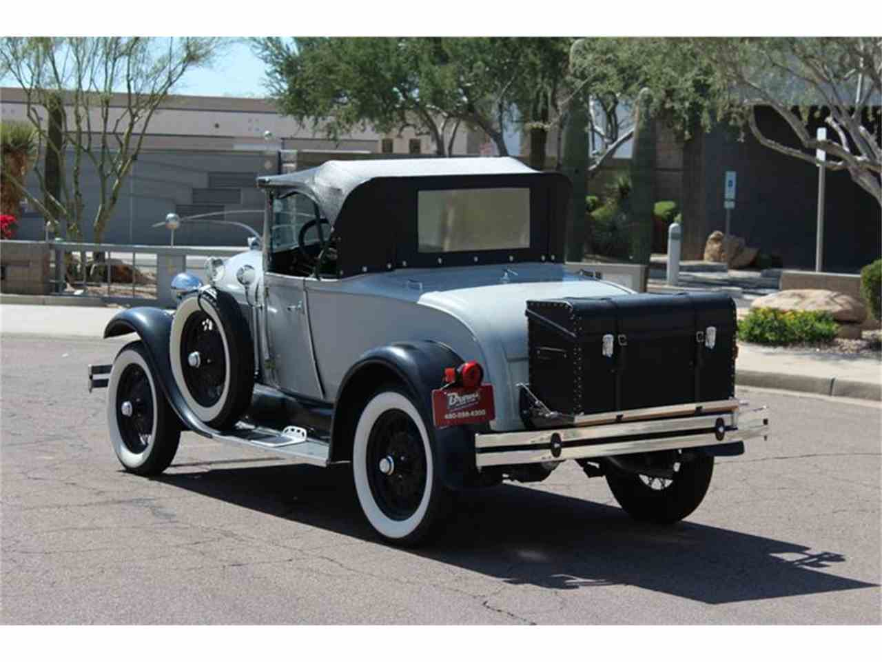 Large Picture of '29 Model A - MFR0