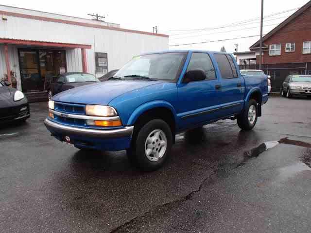 2001 Chevrolet S10   1046845