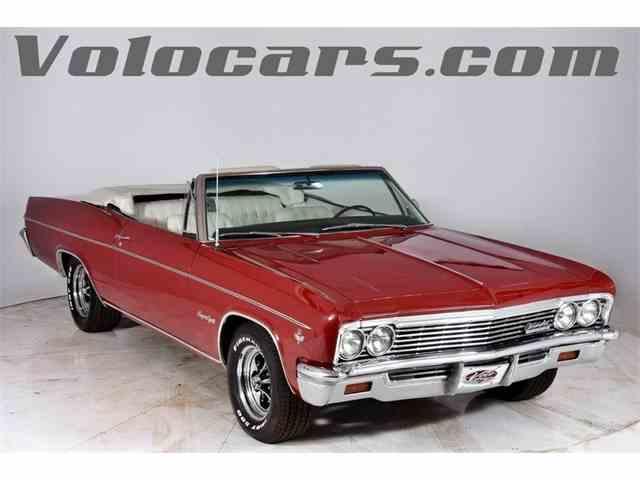 1966 Chevrolet Impala SS   1046846