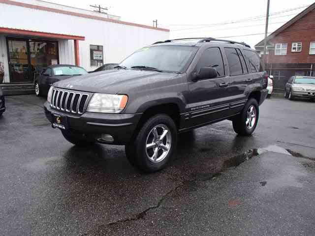 2002 Jeep Grand Cherokee   1046853