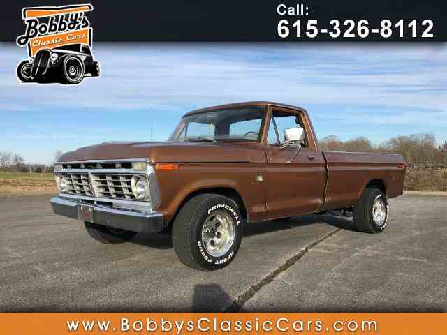 Picture of '74 F100 - MFRB