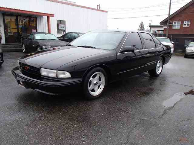 Picture of '95 Impala - MFRH