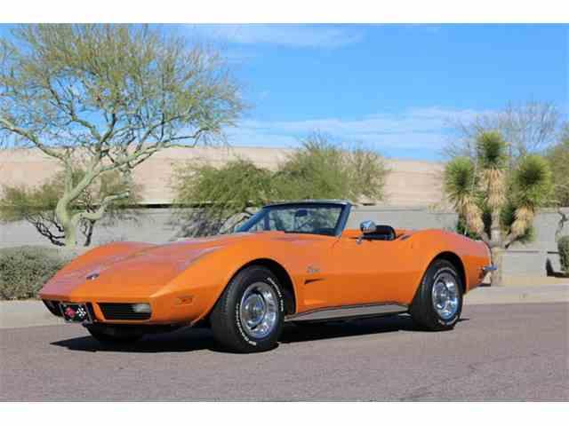 1973 Chevrolet Corvette | 1046863