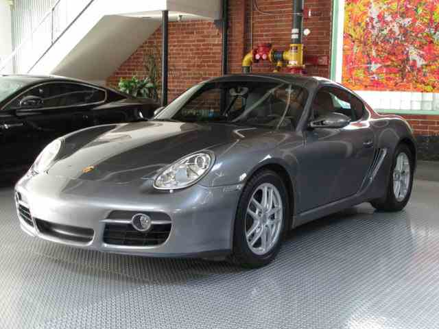 Picture of '08 Cayman - MFRR