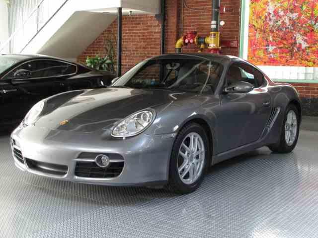 2008 Porsche Cayman | 1046871