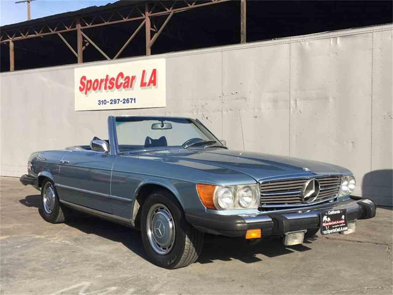 1974 mercedes benz 450sl for sale cc for Mercedes benz for sale los angeles
