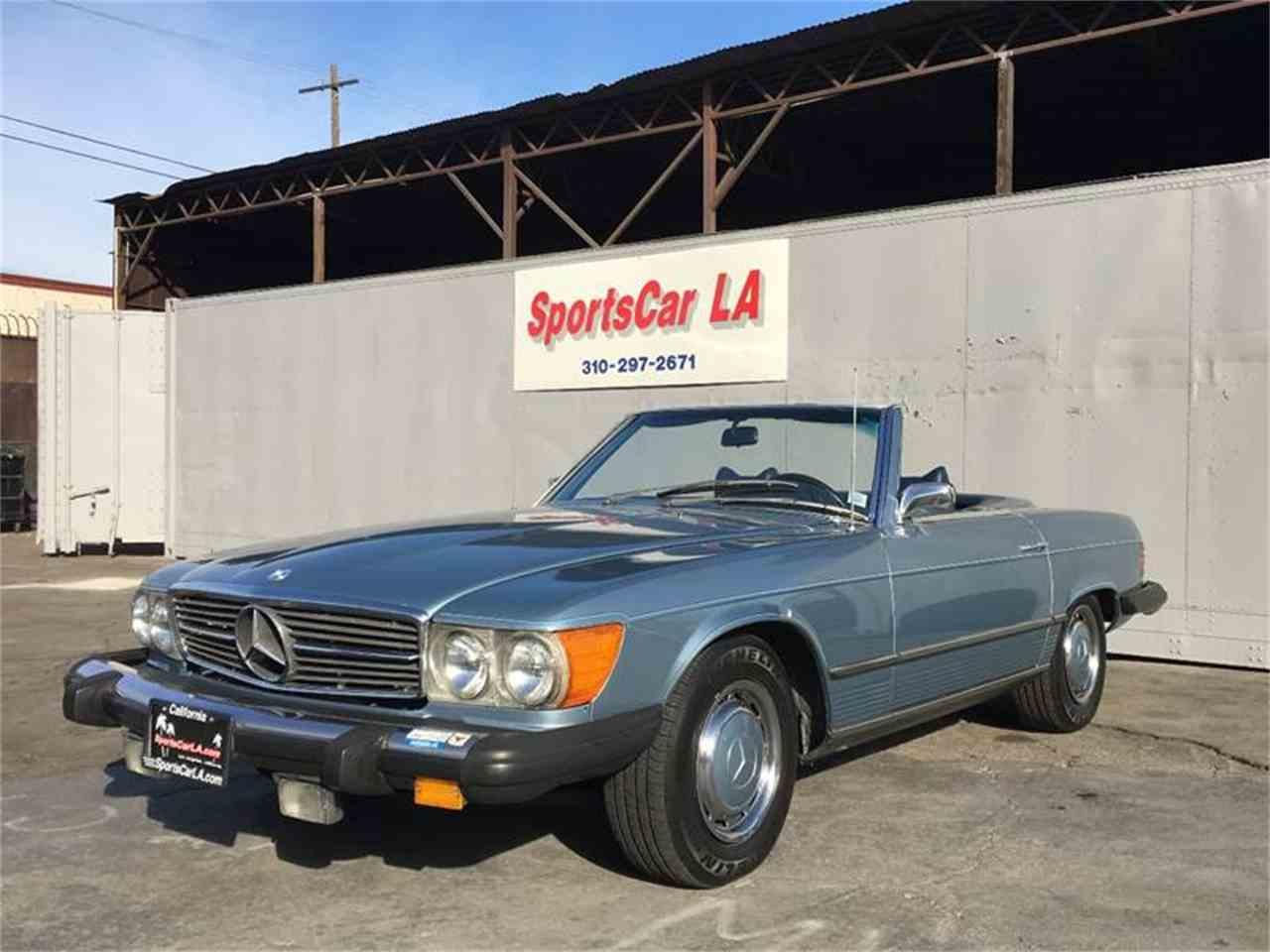 1974 mercedes benz 450sl for sale cc for Mercedes benz los angeles dealers