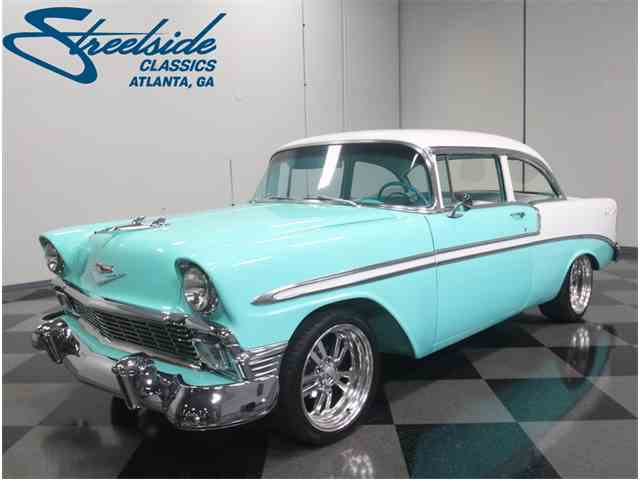 Picture of Classic 1956 Bel Air located in Lithia Springs Georgia - $62,995.00 - MFRZ