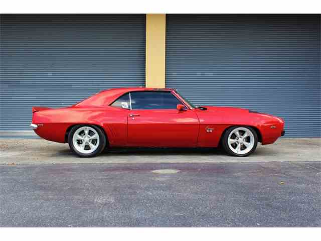 1969 Chevrolet Camaro   1046888