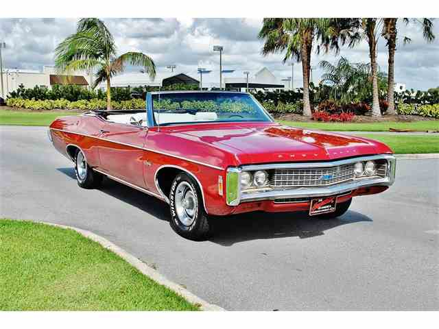 Picture of Classic 1969 Impala located in Lakeland Florida - $27,500.00 Offered by Primo Classic International LLC - MFS9