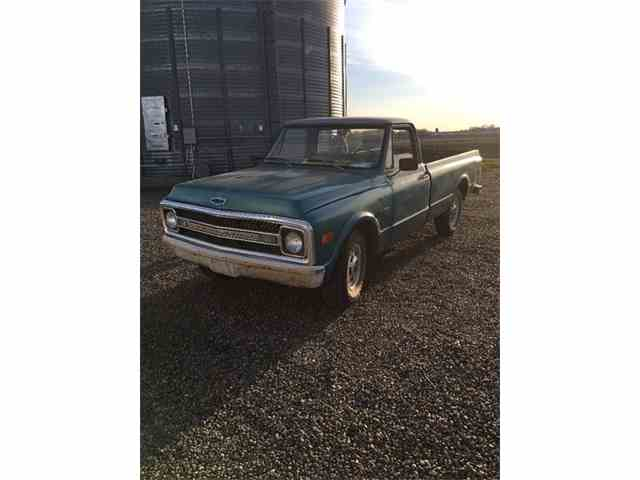 1969 Chevrolet C/K 20 | 1046891