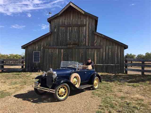 Picture of Classic 1930 Model A located in Shenandoah Iowa - $24,900.00 - MFSF