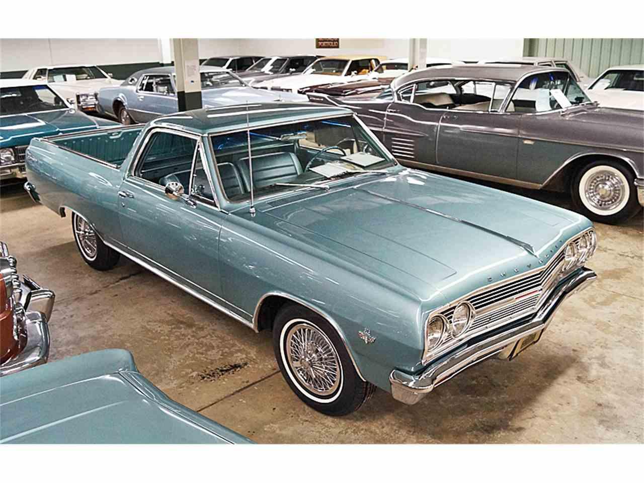 1965 Chevrolet El Camino for Sale | ClassicCars.com | CC-1046907