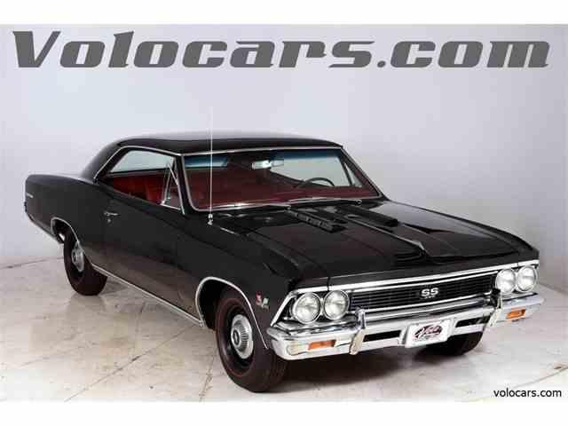 1966 Chevrolet Chevelle SS | 1040691