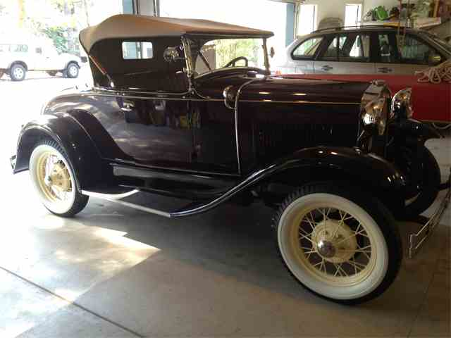 Picture of Classic 1931 Model A - $22,500.00 - MFT1