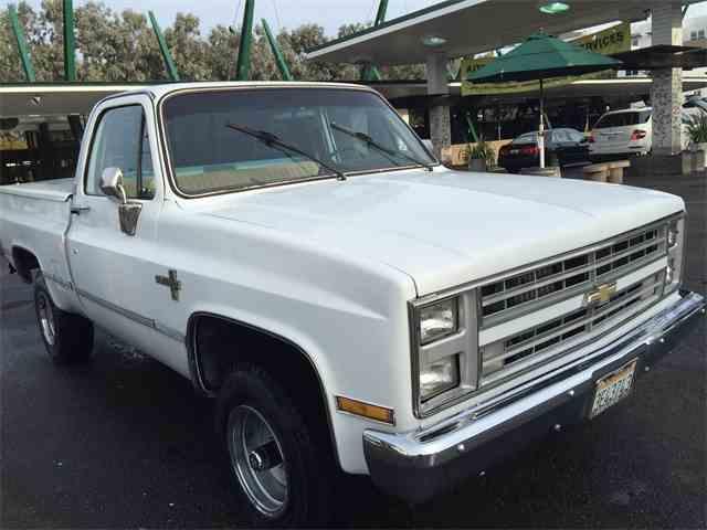 1986 Chevrolet Silverado | 1046918