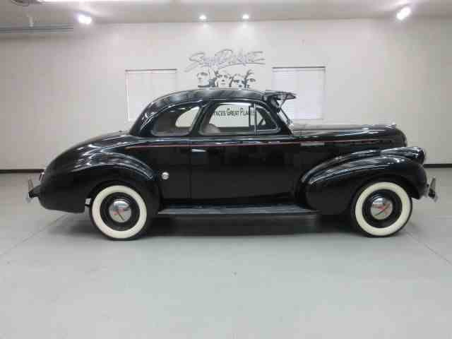 1940 Chevrolet Coupe | 1040692