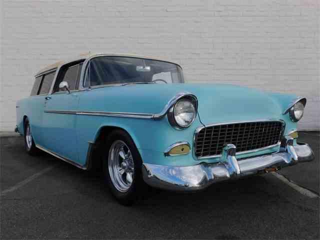 1955 Chevrolet Nomad | 1046920