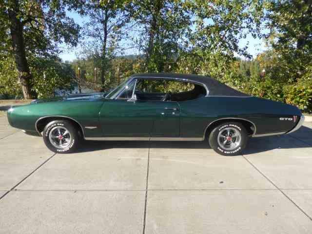Picture of Classic 1968 GTO located in OREGON - $26,500.00 - MFT8