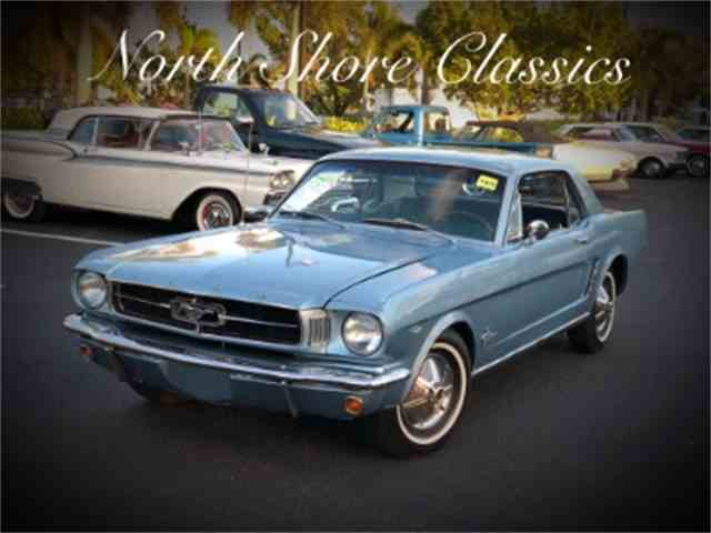 1965 Ford Mustang | 1046938