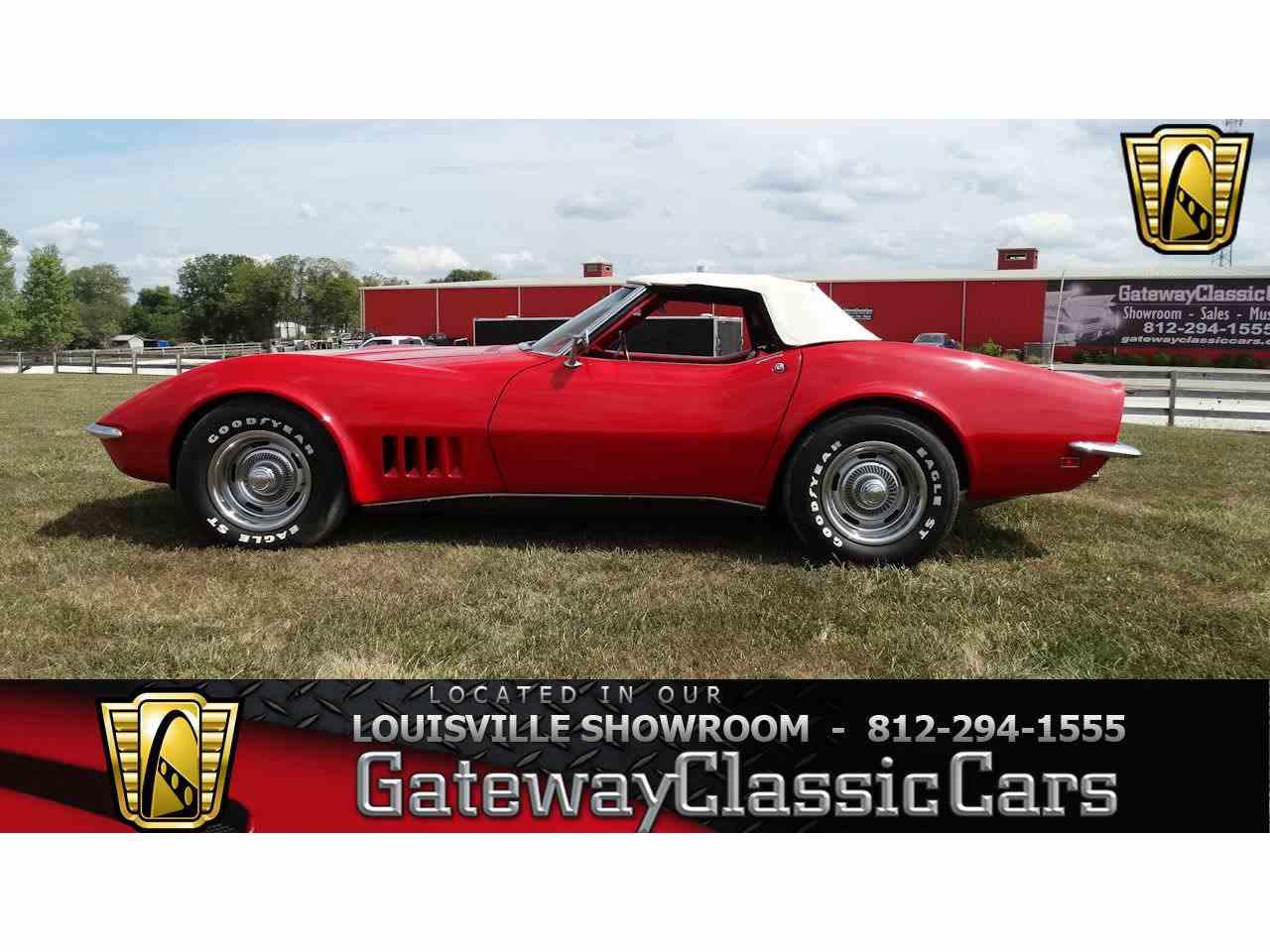 Large Picture of '68 Corvette - MFTS