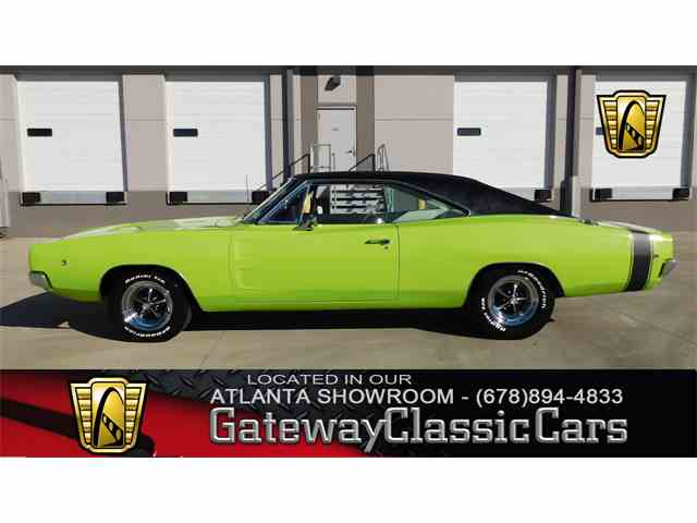 Picture of '68 Charger - MFU6