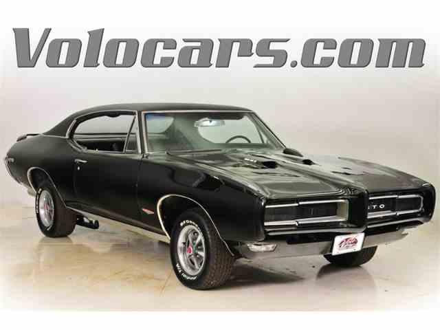 1968 Pontiac GTO | 1040696