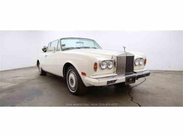 1988 Rolls-Royce Corniche | 1046971
