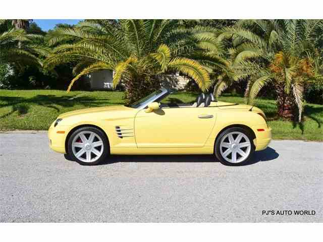 2005 Chrysler Crossfire | 1040699