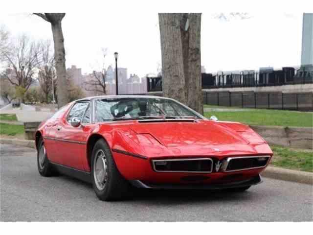 1973 Maserati Bora | 1040700
