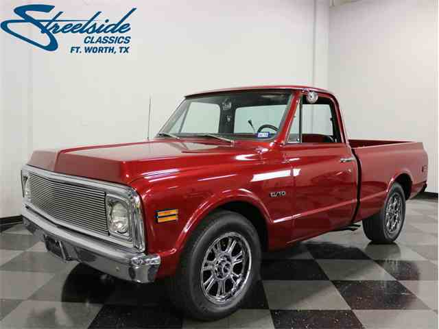 Picture of Classic 1970 C10 located in Ft Worth Texas Offered by Streetside Classics - Dallas / Fort Worth - MFW5