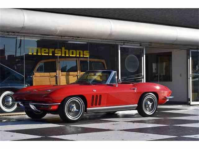 Picture of '66 Corvette - MFWB