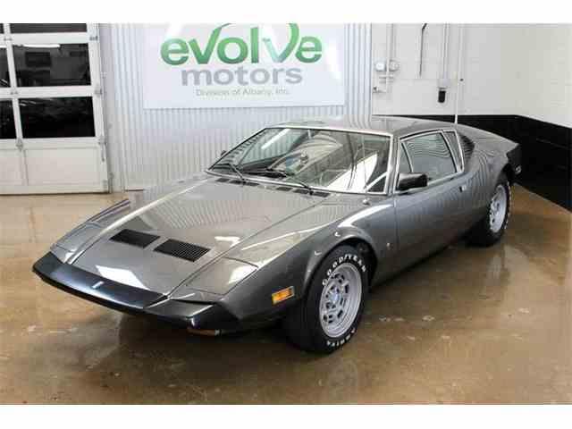 1973 De Tomaso Pantera   1047040