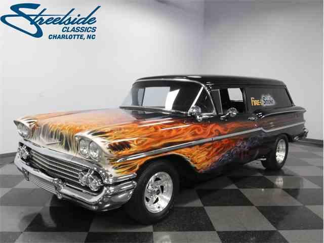 Picture of '58 Chevrolet Sedan Delivery located in North Carolina - MFWL