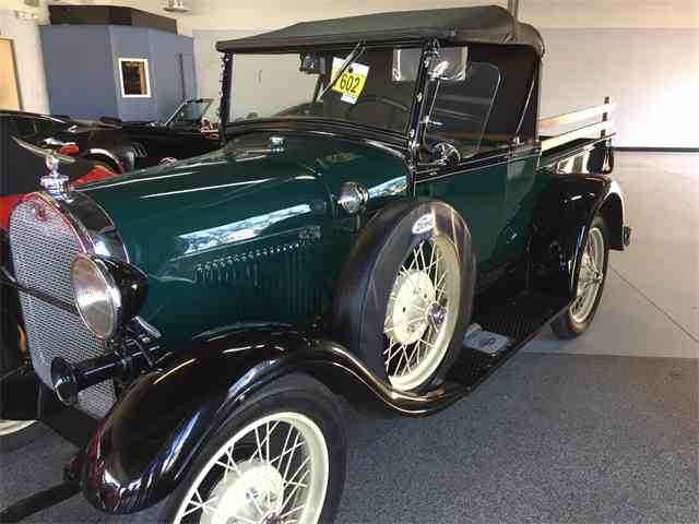 Picture of '28 Model A - MFWR