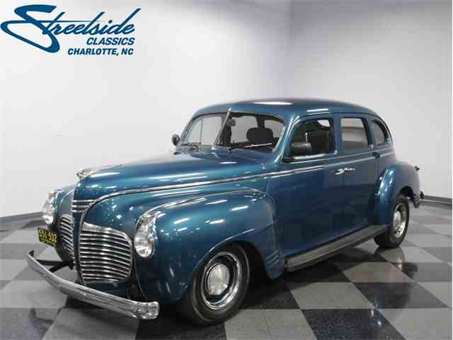 1941 Plymouth 4 DR Sedan | 1047053