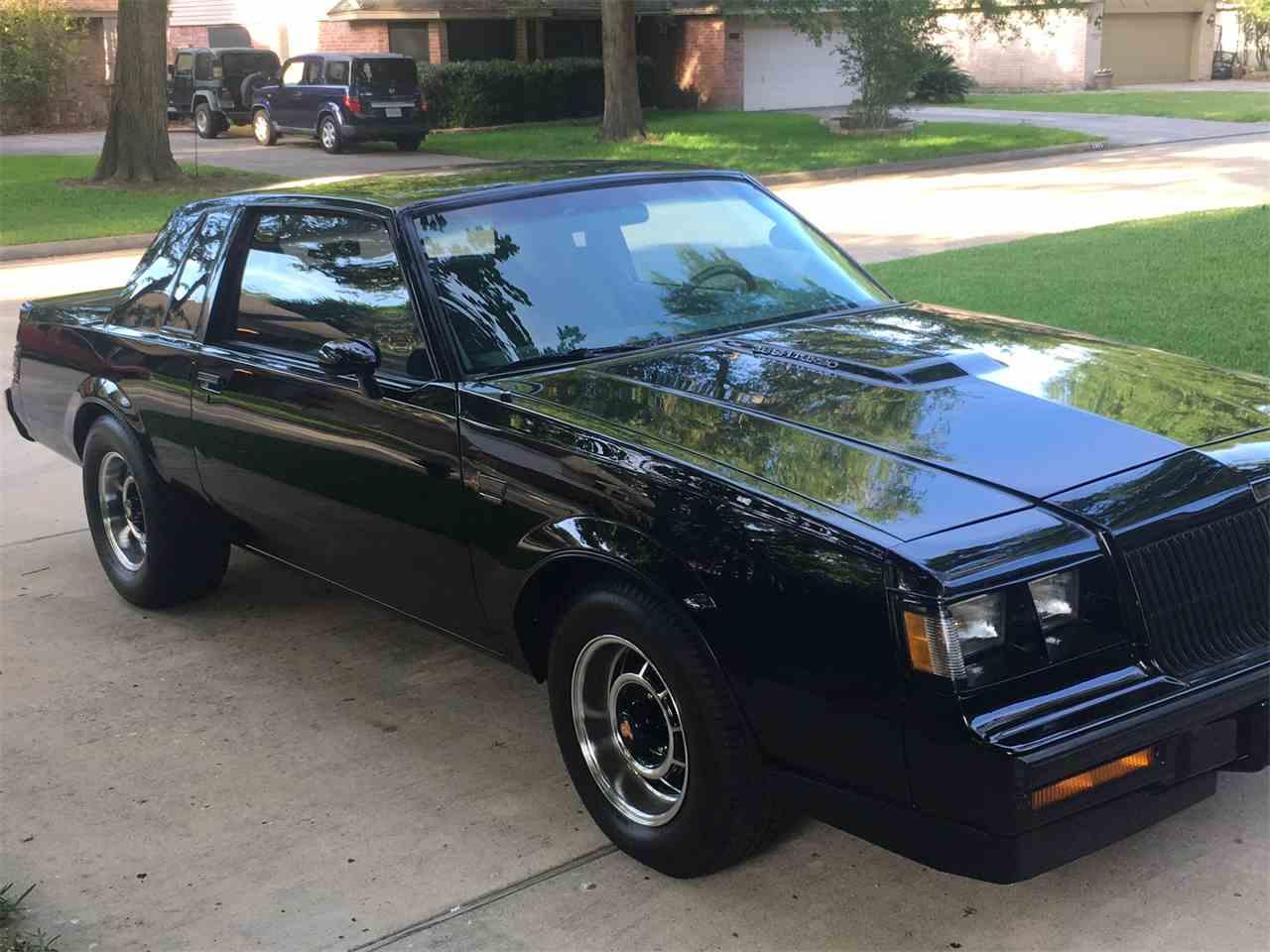 1987 Buick Grand National For Sale Classiccars Com Cc