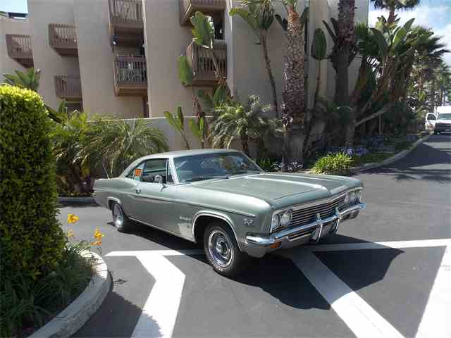 Picture of '66 Impala - MFX3