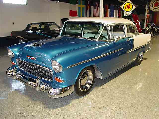 Picture of '55 Bel Air - MFX6