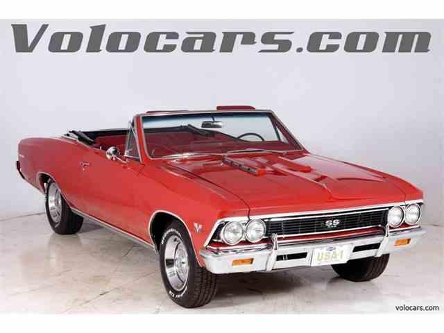 1966 Chevrolet Chevelle SS | 1040712