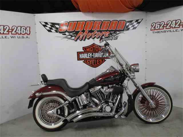 2002 Harley-Davidson® FXSTD - Softail® Deuce | 1040713