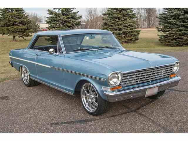 Picture of Classic 1963 Chevrolet Nova located in Minnesota - $49,950.00 - MFYZ