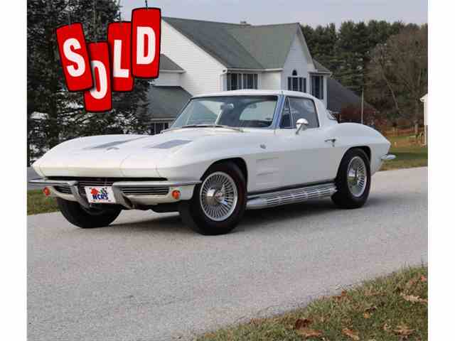 Picture of '63 Chevrolet Corvette - $69,900.00 Offered by Eric's Muscle Cars - MFZ1
