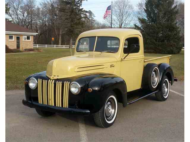 Picture of '47 Pickup - MFZB