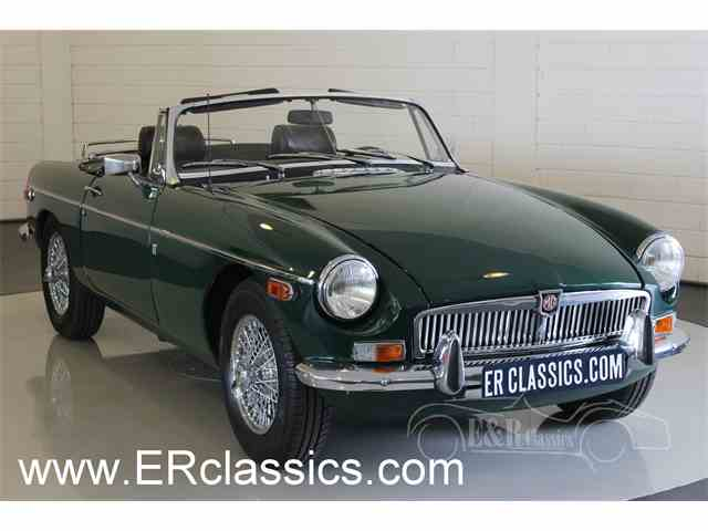 Picture of '74 MGB - MFZW