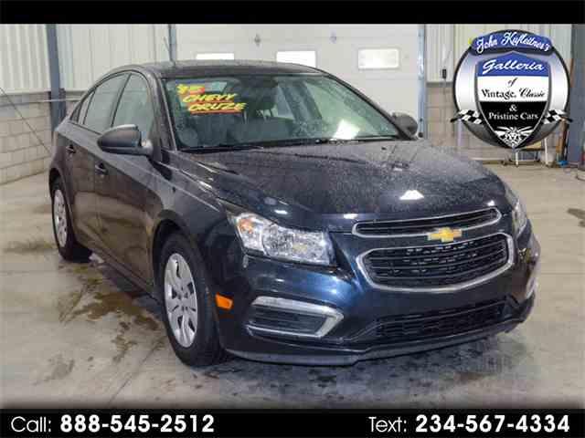 2016 Chevrolet Cruze | 1040717