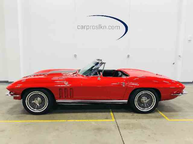 Picture of 1966 Chevrolet Corvette located in North Carolina Offered by Car Pros of Lake Norman - MG0A