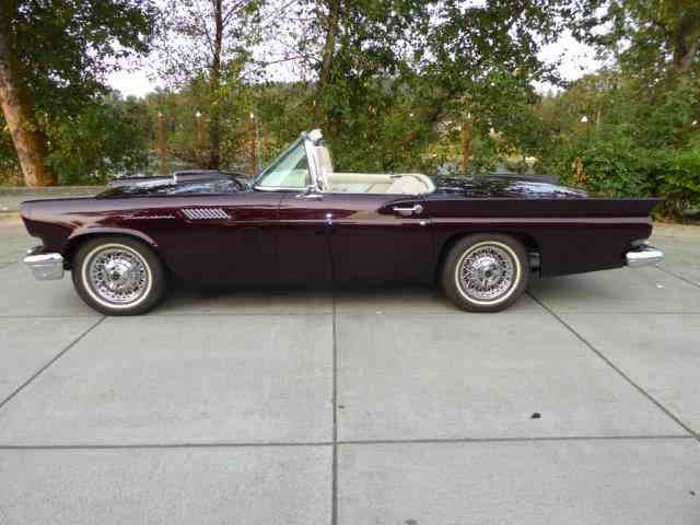 1957 Ford Thunderbird | 1047197
