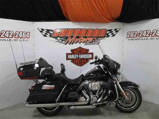2011 Harley-Davidson® FLHTK - Electra Glide® Ultra Limited | 1040720
