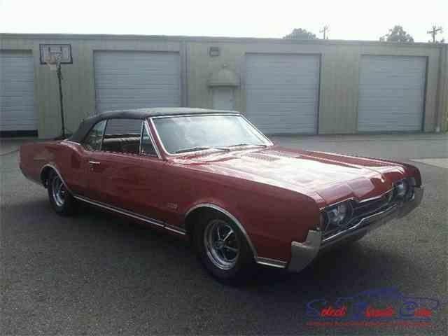 1967 Oldsmobile 442 | 1047203